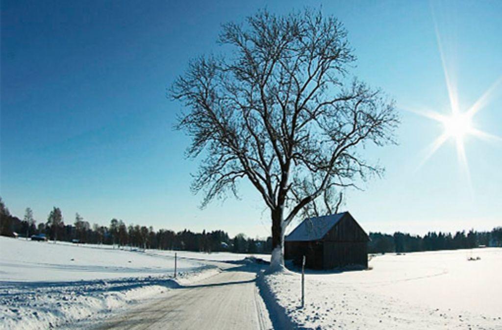 Den Winter genießen in Bad Wörishofen im Allgäu  Foto: Kur- und Tourismusbetrieb Bad Wörishofen