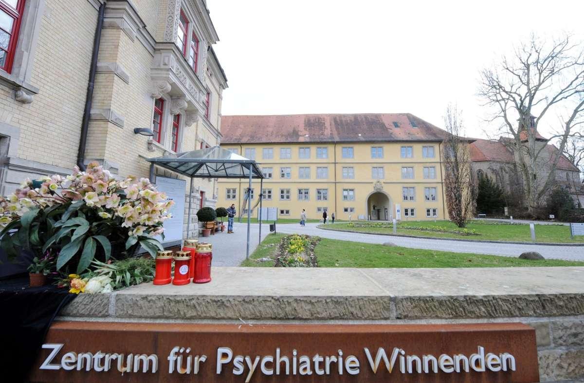 Nach Missbrauchsvorwürfen im Fokus der Justiz: das Klinikum Winnenden. Foto: dpa/Bernd Weißbrod