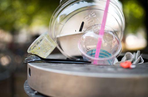 Bann von Einwegplastik öffnet neue Märkte