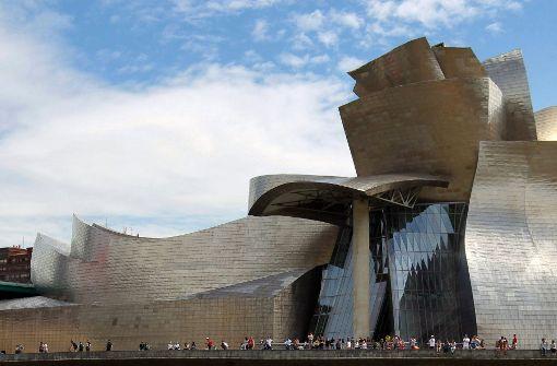 Guggenheim Bilbao feiert Jubiläum