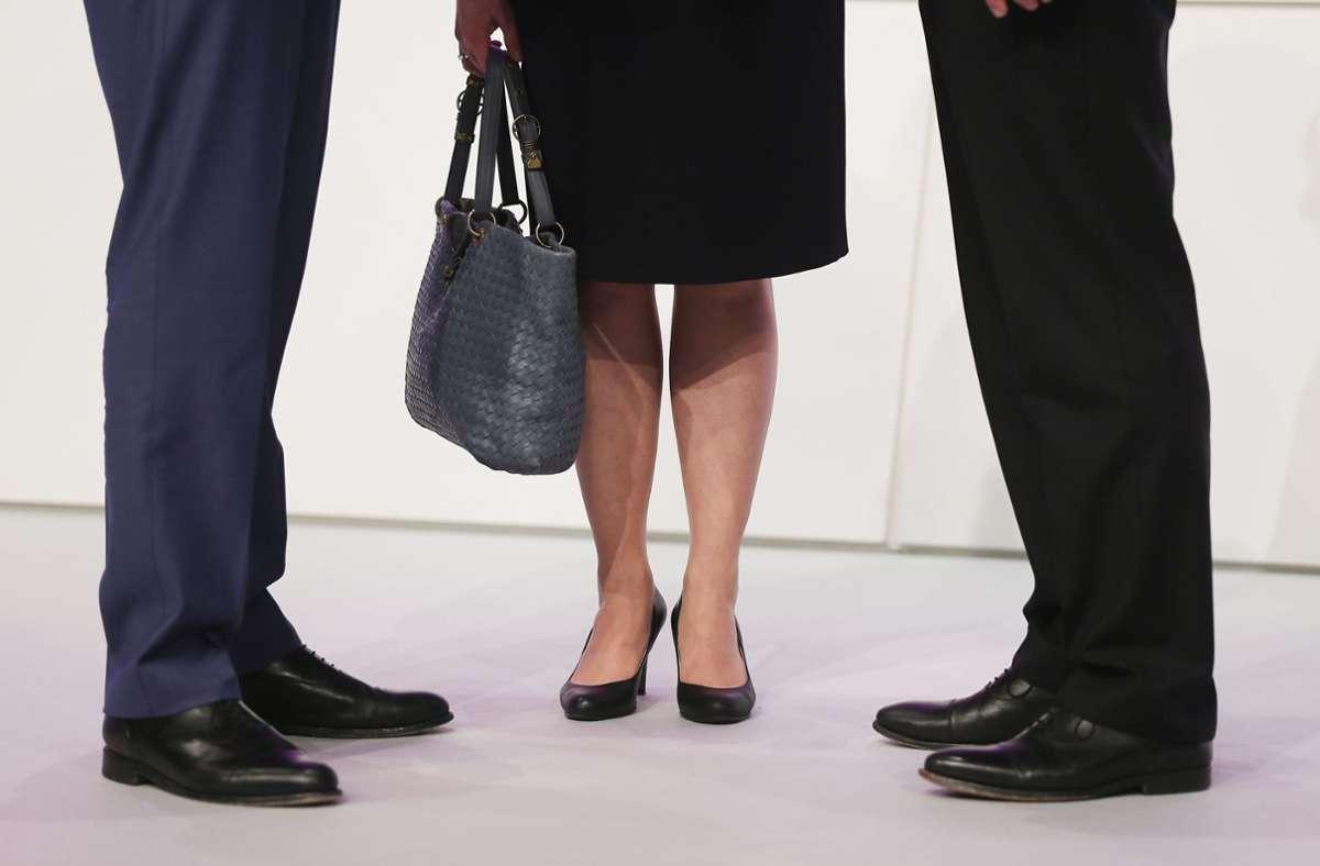 Laut einer Studie arbeiten in Baden-Württemberg wenige Frauen in Führungspositionen. (Symbolbild) Foto: dpa/Oliver Berg