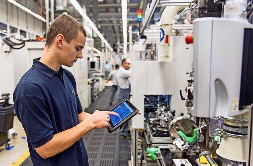 Industrie  4.0 kommt auf leisen Sohlen