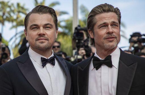 DiCaprio, Pitt und Tarantino sorgen für Hysterie