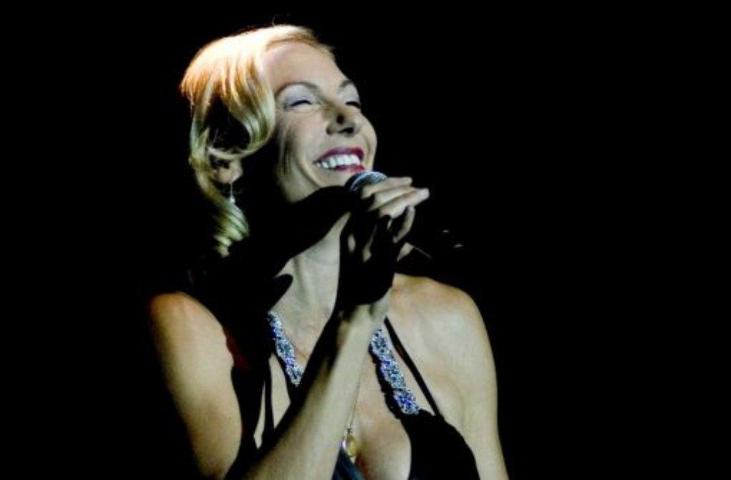 Ute Lemper ist Deutschlands erfolgreichster Musical-Export. Foto: dpa