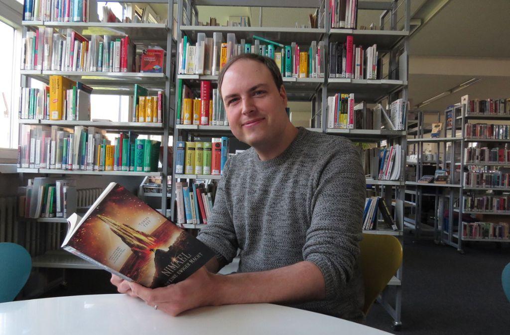 Tobias Frey hat sich das Romanschreiben selber beigebracht. Foto: