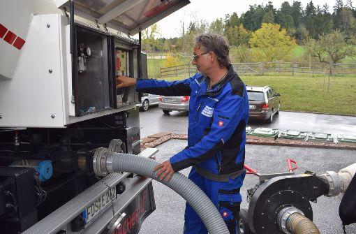 Billiges Öl und Gas bremsen Holzenergie aus