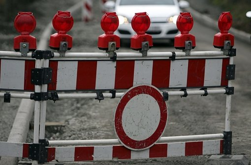 Löwentorstraße gesperrt