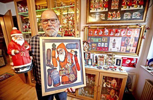 Der wahre Weihnachtsmann lebt in Gingen