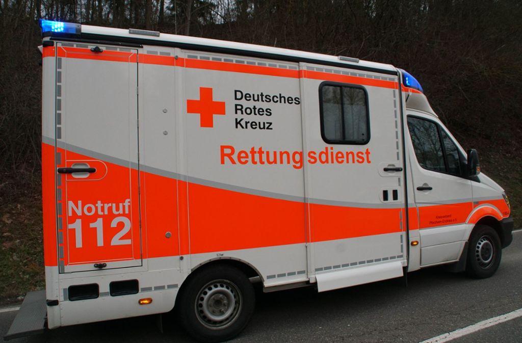Die beiden Fahrer der Motorräder mussten in Krankenhäuser eingeliefert werden. (Symbolfoto) Foto: SDMG