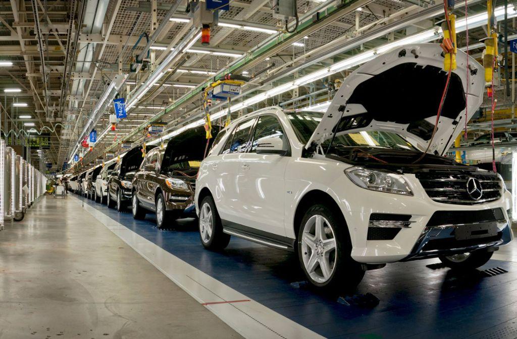 Daimler hat seine Verkaufszahlen im November steigern können. Foto: Daimler