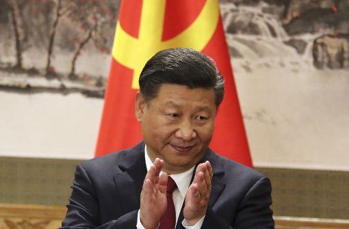 Xi Jinping auf dem Höhepunkt der Macht