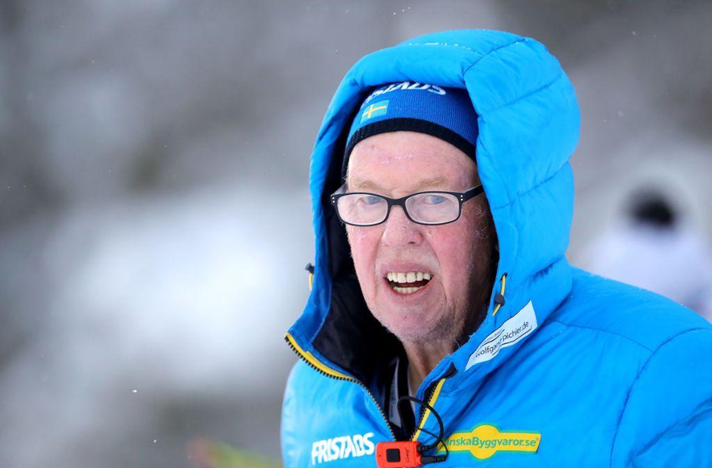 Als Biathlon-Coach in Schweden erfolgreich: der Bayer Wolfgang Pichler Foto: Getty