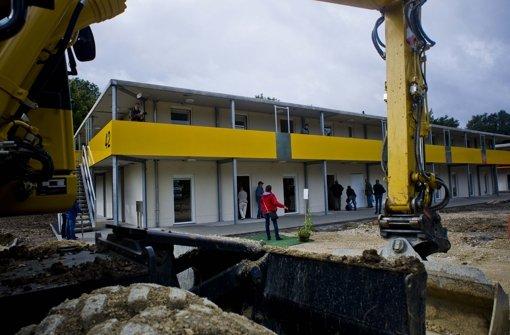 Asylheim wird im Mai gebaut