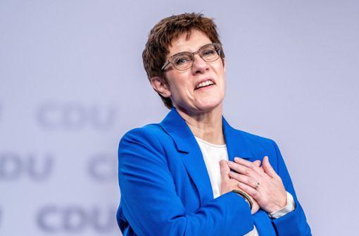 Revolte in der CDU bleibt aus