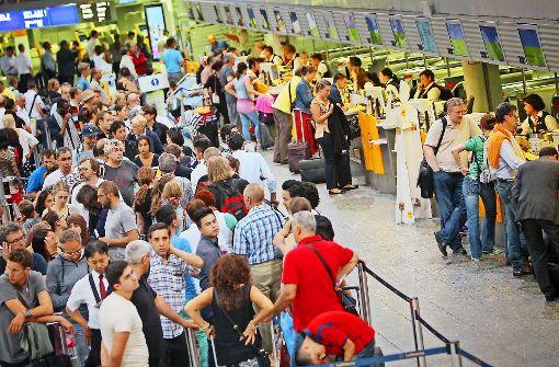 Enttäuschte Reisende fordern Entschädigung