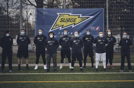 NFL-Profi  Jakob Johnson drückt Stuttgart Surge die Daumen