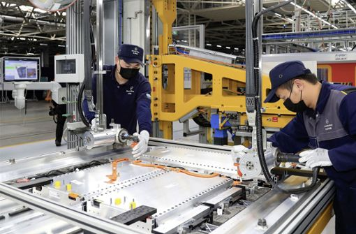 Wichtige  Unternehmen  in Chinas Hand – was macht die EU?