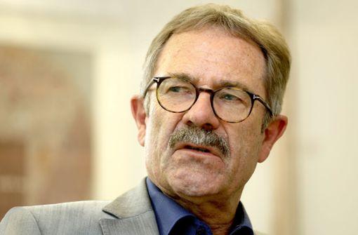 """""""Ich konnte auch mit Werner Spec streiten"""""""