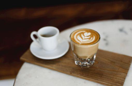Hier gibts Spezialitäten-Kaffee außerhalb des Kessels