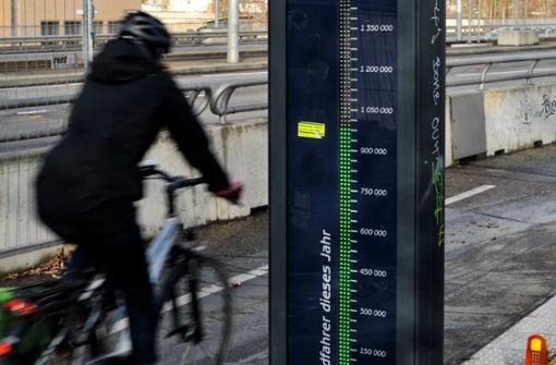 Grüne fordern  auf zwei Bundesstraßen Rad- statt Autospuren