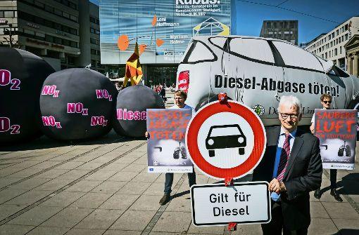 Finaler Angriff auf den Diesel