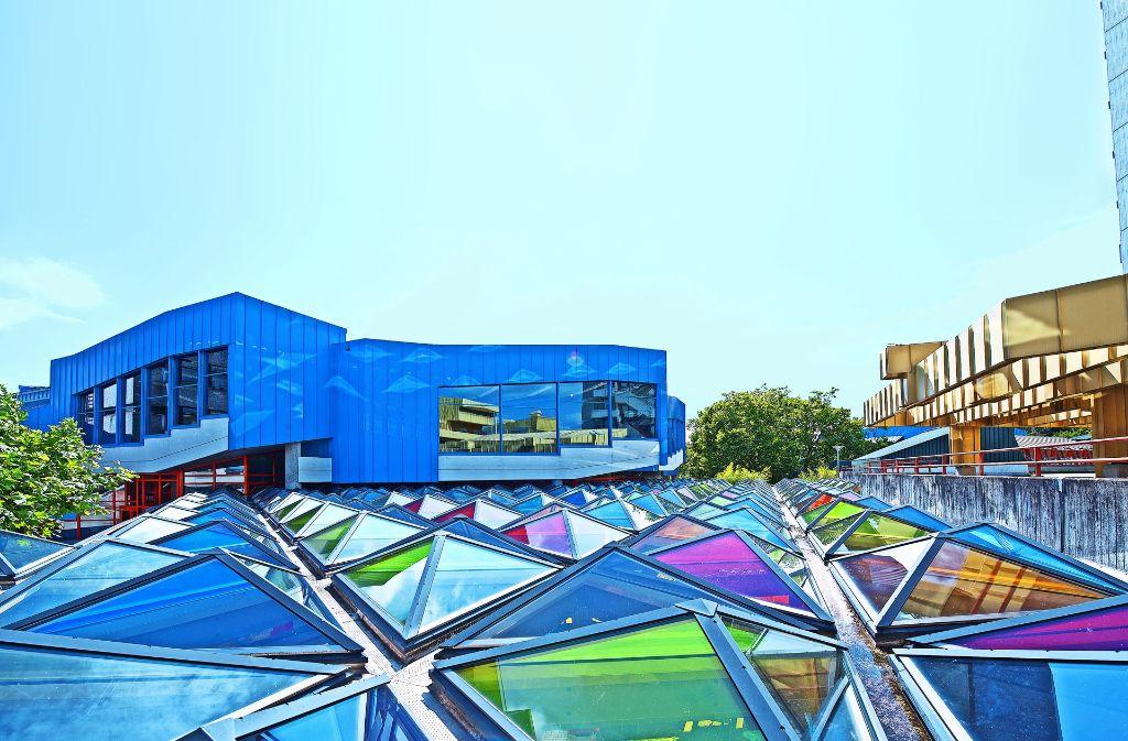 Unter dem Dach der Uni Konstanz gibt es Ärger. Foto: Universität Konstanz