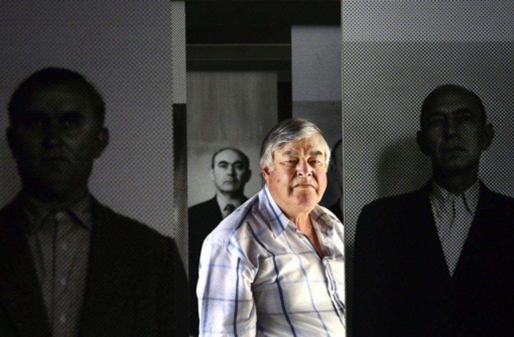 Klaus Beer in der Foto: factum/Archiv