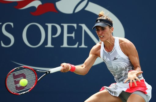 Petkovic nach frühem US-Open-Aus gelassen