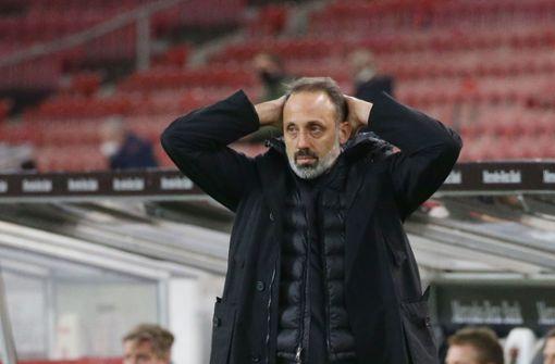 """Pellegrino Matarazzo will Machtkampf """"im Keim ersticken"""""""