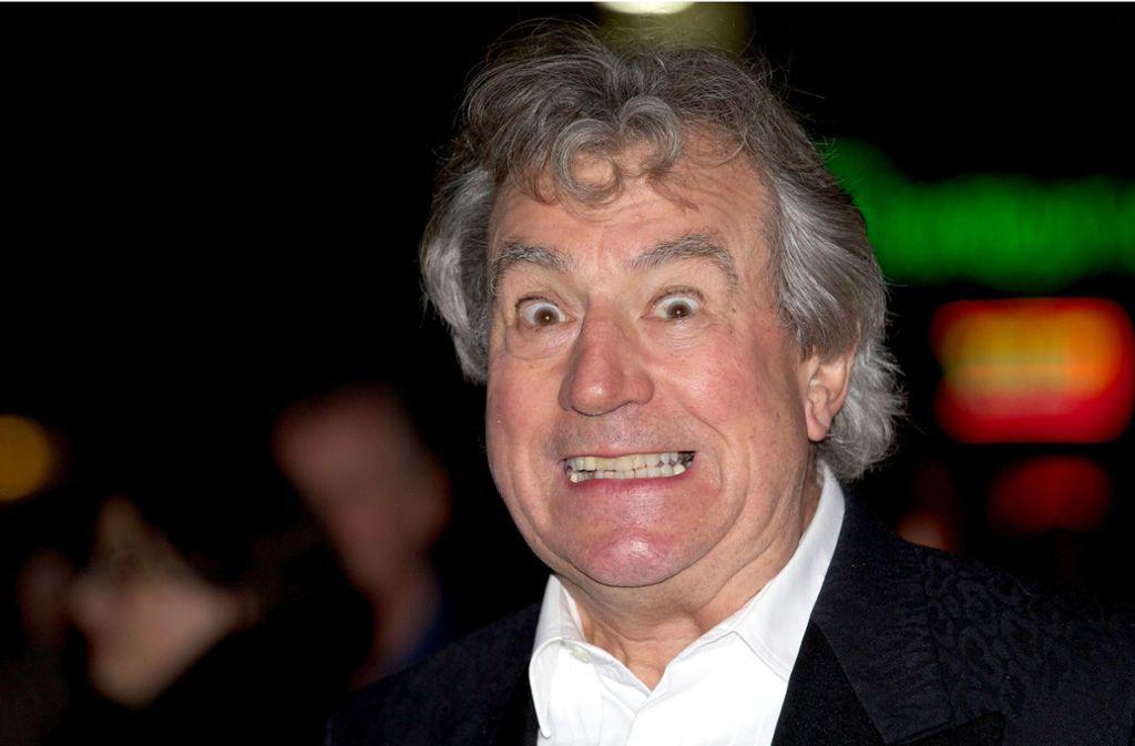 Hinter Blödsinn versteckte sich ein sehr schlauer Kopf: Terry Jones im Jahr 2012. Foto: AFP/Andrew Cowie
