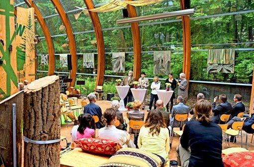 Im Zentrum der Waldpädagogik