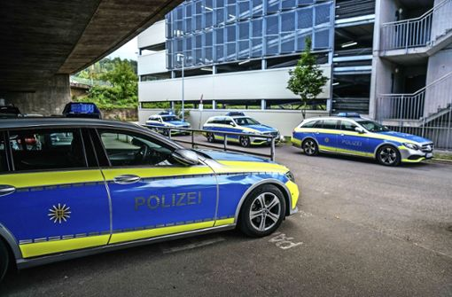 Prozess um Attacke auf Polizisten