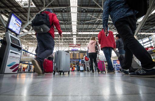 Freifahrttickets für Flugreisende nur probeweise