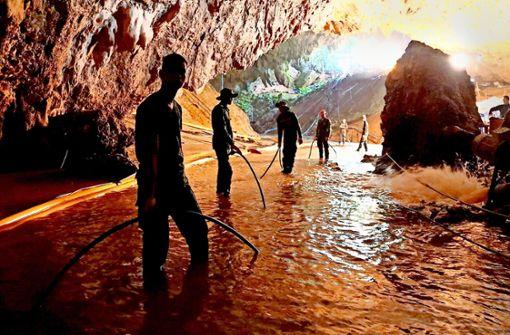 Marinetaucher stirbt nach Höhlenrettung an Infektion