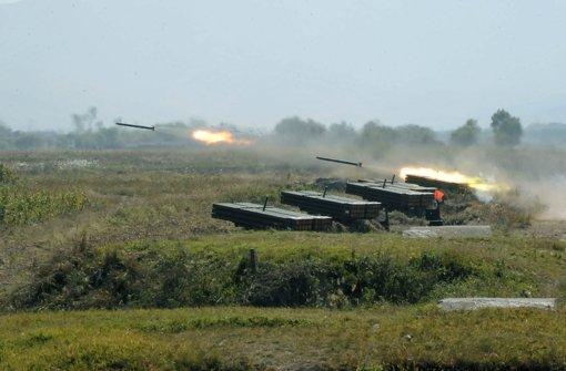 Nordkorea spielt wieder einmal mit dem Feuer