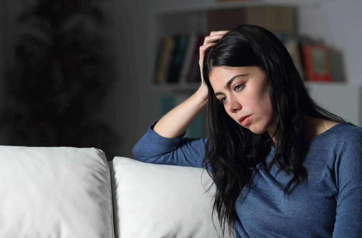 Viele Erwerbstätige empfinden seit Beginn der Coronapandemie mehr seelischen Stress als zuvor. Foto: imago images//AntonioGuillem