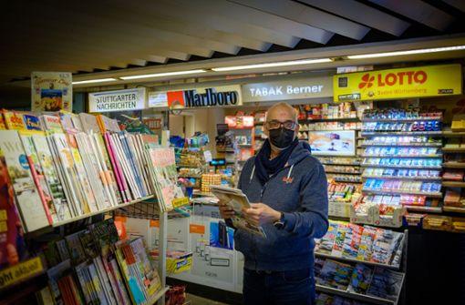 Händler soll  Kiosk am Charlottenplatz räumen