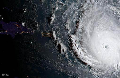 Erste Bahamas-Inseln werden evakuiert