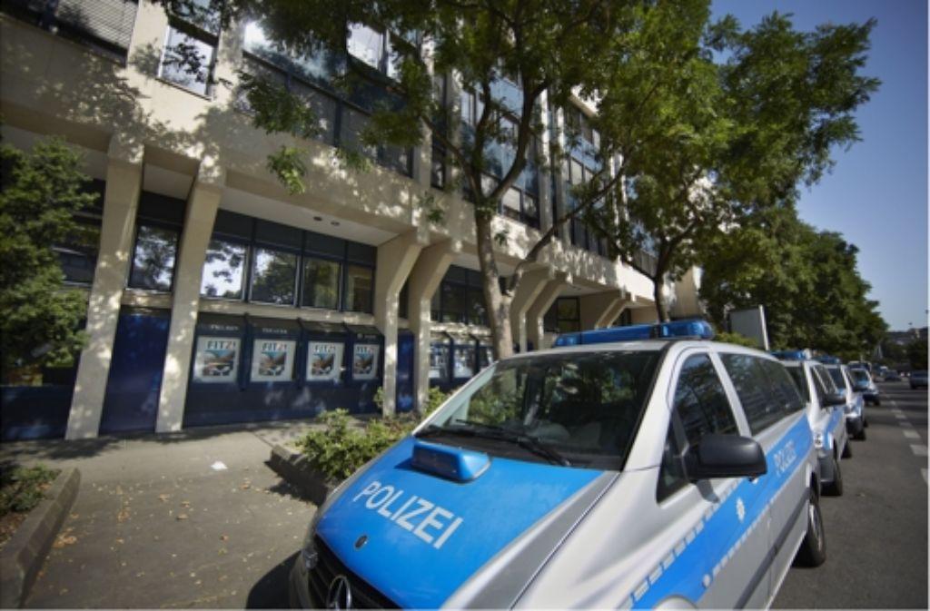 Das Revier Innenstadt ist für die Polizei wie für die Bürger eine Zumutung. Foto: Heinz Heiss