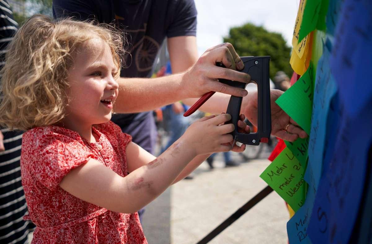Was denken eigentlich Kinder über die Corona-Krise? Greenpeace hat sie befragt. Foto: Greenpeace/Anne Barth