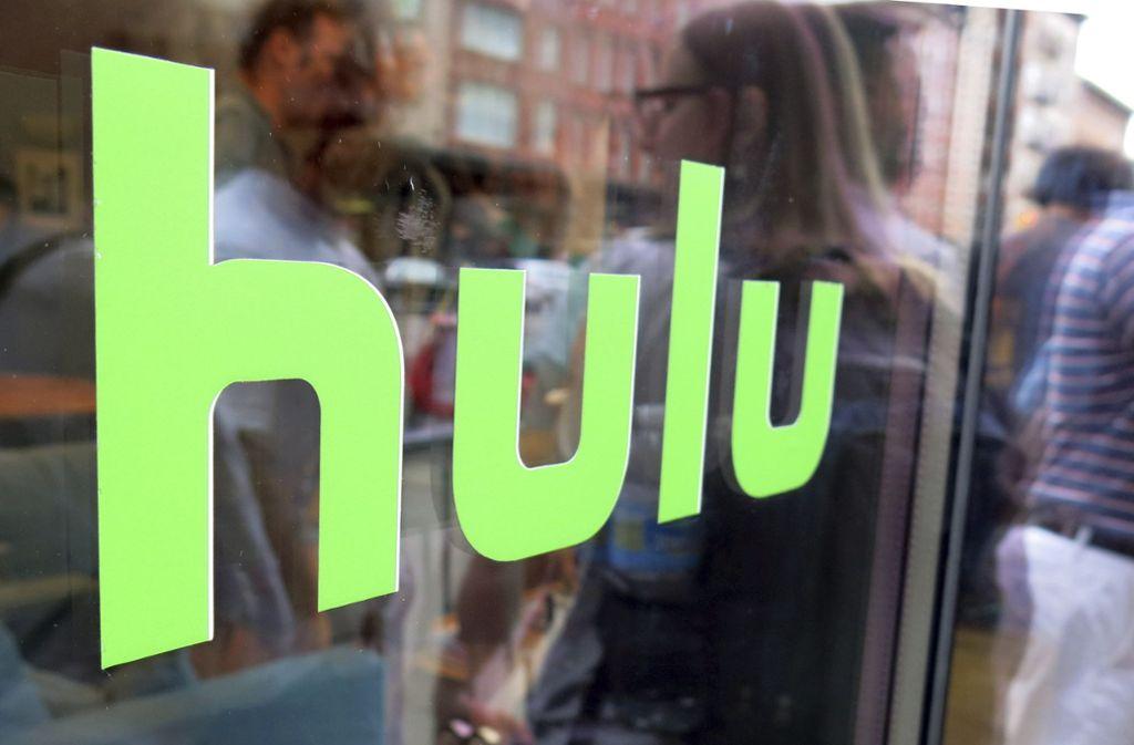 Der Streamingdienst Hulu ist hierzulande noch nicht aktiv. In Deutschland laufen seine Produktionen in Lizenz  anderswo. Foto: AP