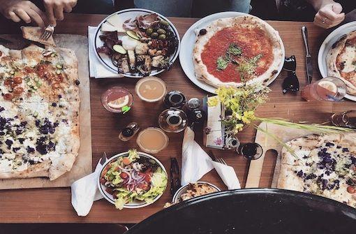 Dinge, die man in Stuttgart gegessen haben sollte