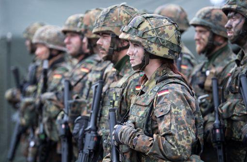 Was die Bundeswehr in der Nato leistet und was nicht