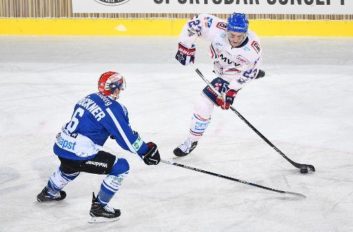 Mannheim gewinnt bei Eishockey-Fest