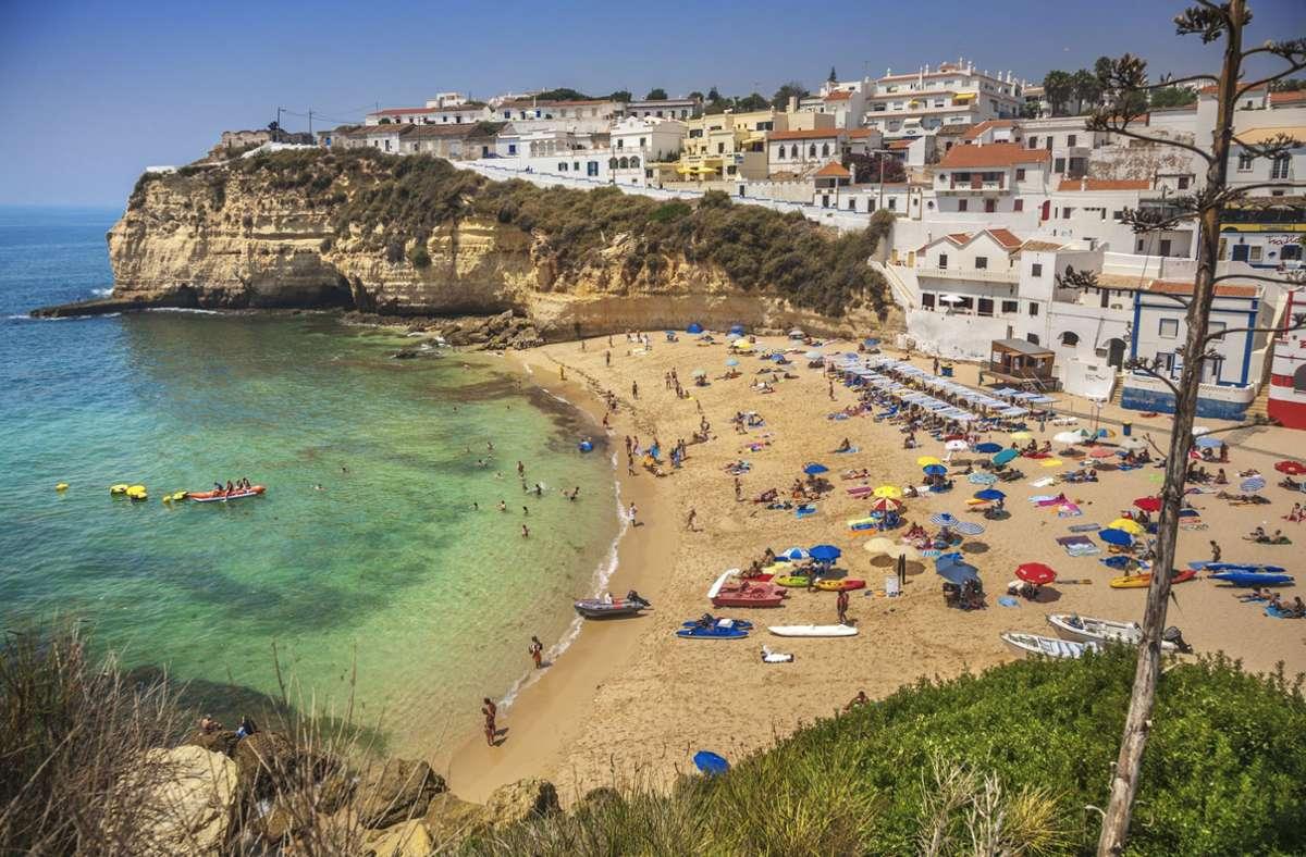 Portugal öffnet sich wieder für Touristen. (Symbolbild) Foto: imago images/Gonzalo Azumendi