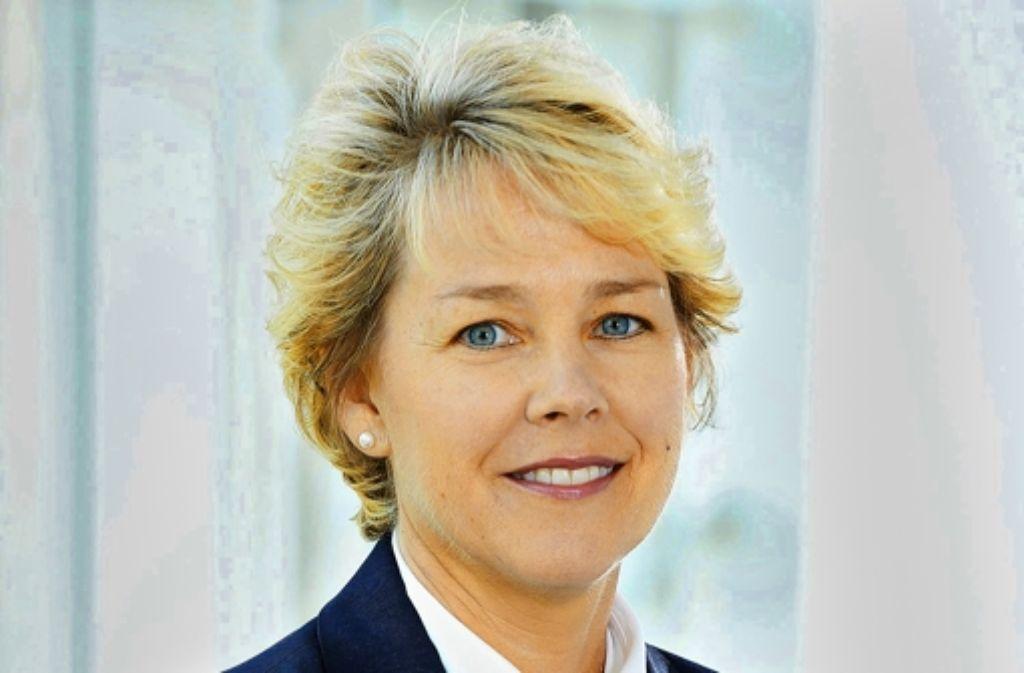 Die neue Energiefrau von Simens  war  bisher bei Öl-Unternehmen beschäftigt. Foto: Siemens