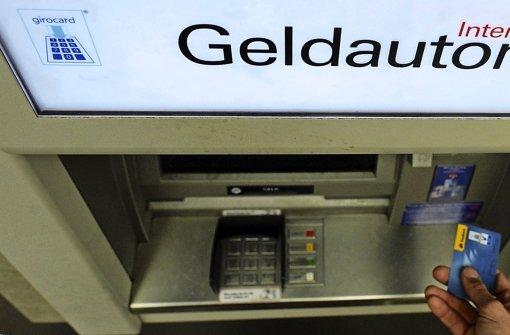 Überfall an Geldautomat geht schief