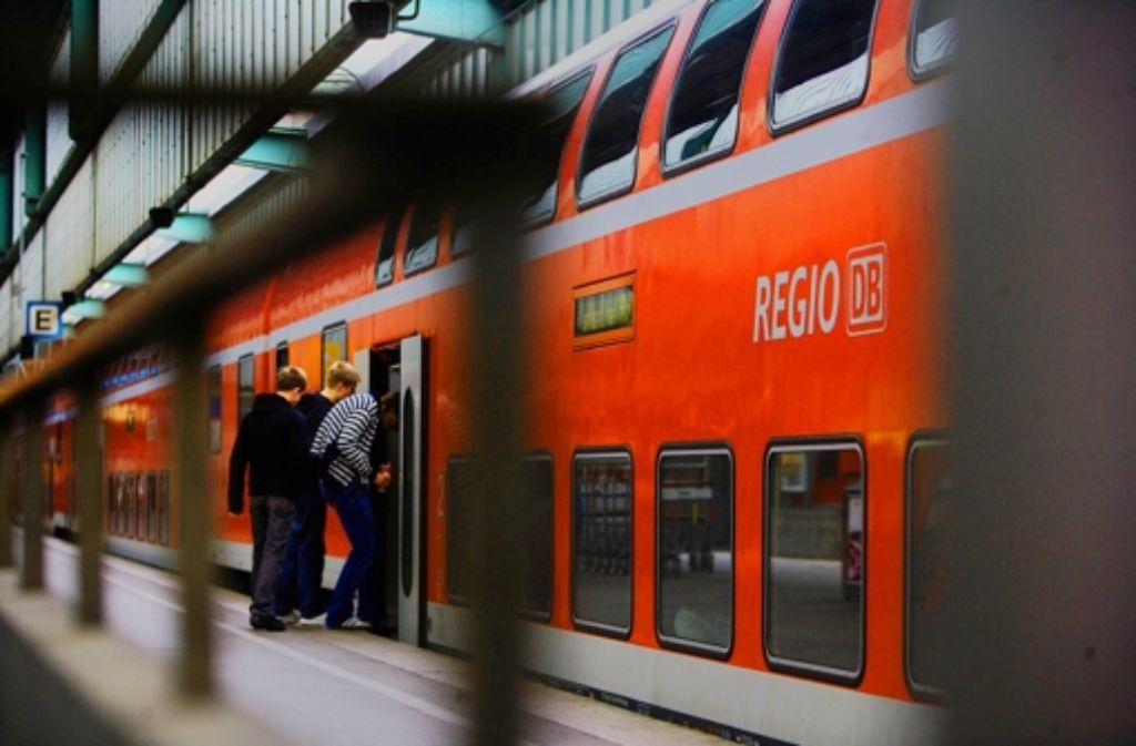 Die Regionalzüge sollen künftig in der Region häufiger verkehren. Foto: Achim Zweygarth