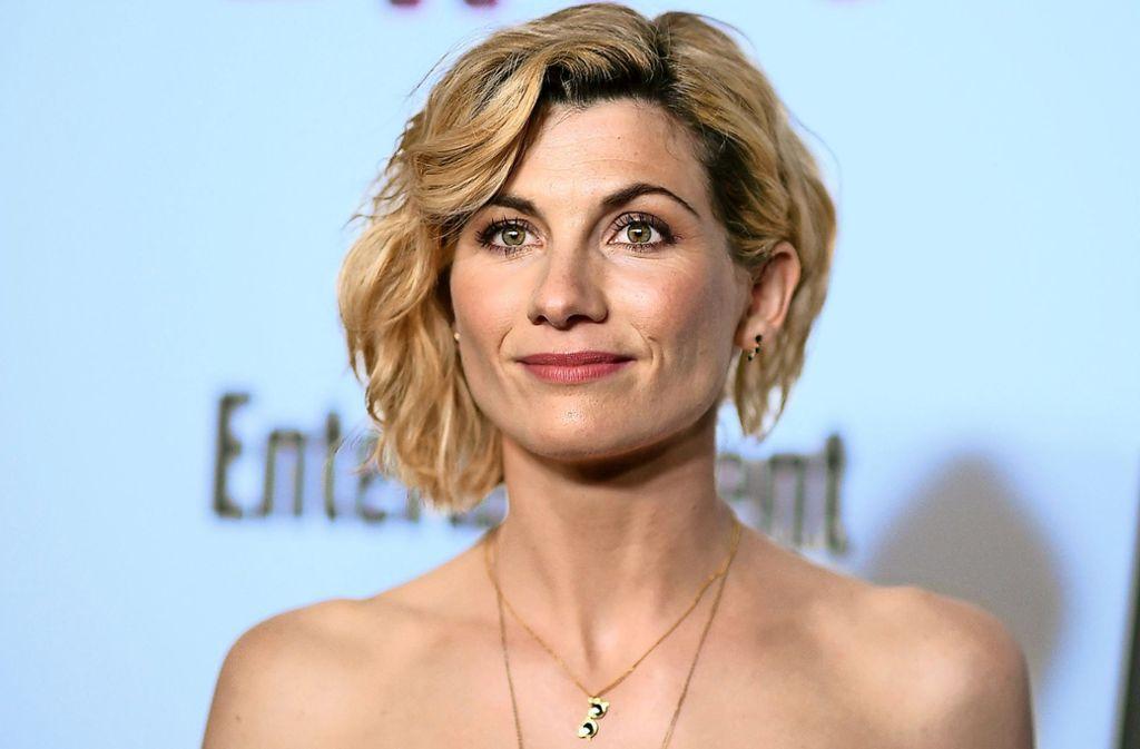 Die britische Presse ist des Lobes voll für Jodie Whittaker in ihrer Rolle als Doctor Who. Foto: dpa