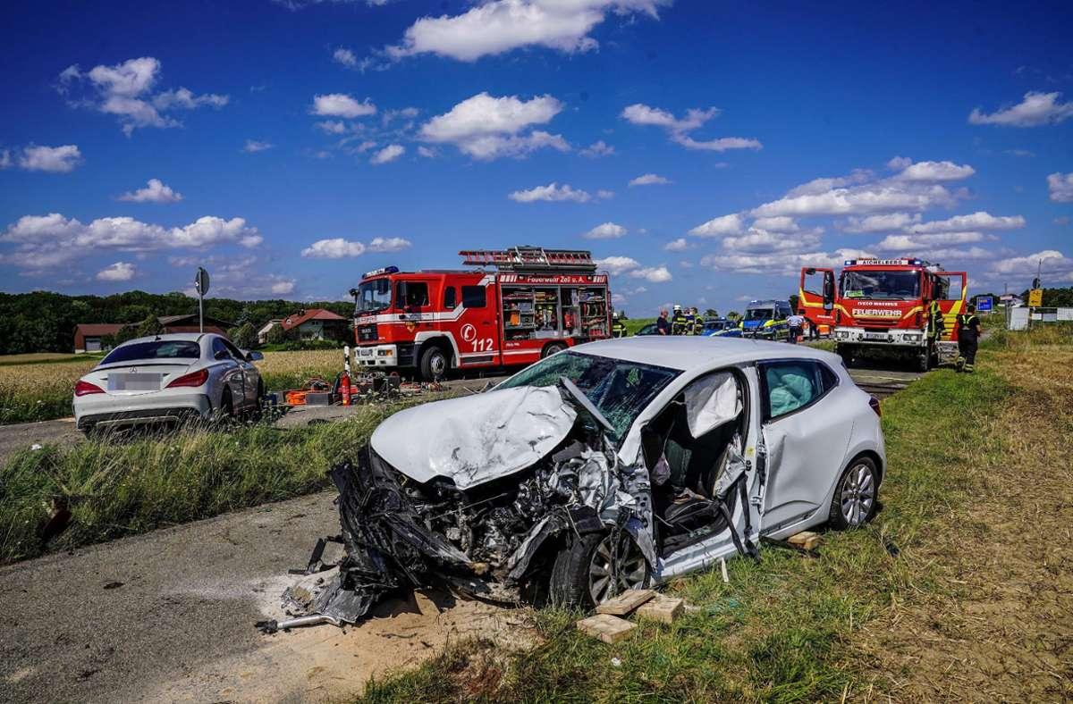 Die 72-Jährige kam bei dem Unfall ums Leben. Foto: SDMG/SDMG / Kohls